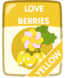 Yellow Love Berries