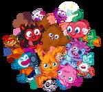 Main Monsters group art 1