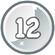 Level 12 icon