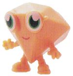 Roxy figure sonic orange
