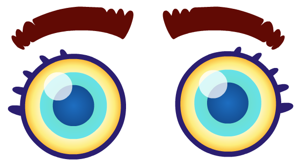 Filefunny Face Fjord Eyes Png