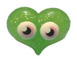 Tiamo figure glitter green