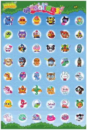 Monster - Land Monsters - LV 1-10 - MMOsite Gamezone ...