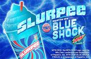 Blue shock jan