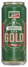 Johnson City Gold Can Design