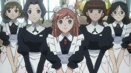 Marika's Lamp House Colleagues