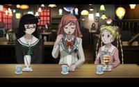 Marika ~ Parfait With Friends