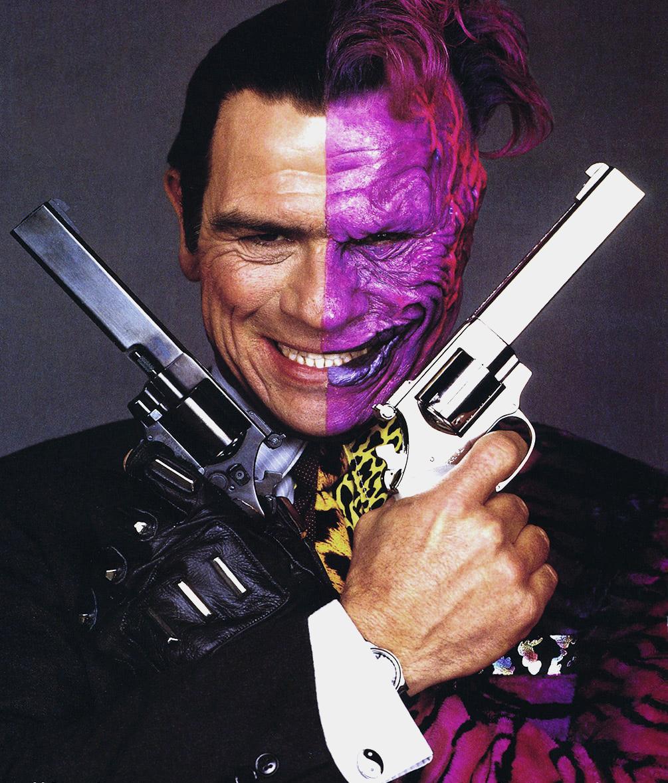 twoface batman forever movie morgue wiki fandom