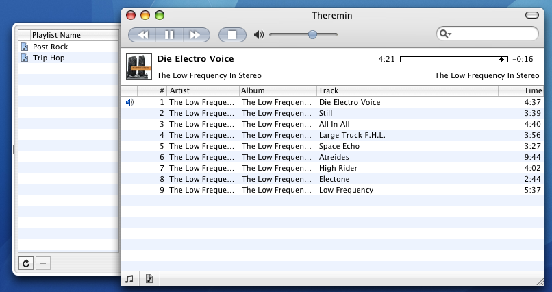 Theremin 0.3.6