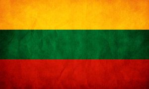 File:Lithuania Flag Grunge by think0.jpg