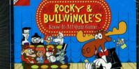 Rocky and Bullwinkle's Know-It-All Quiz Game