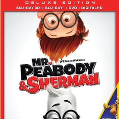 Short in Mr. Peabody and Sherman Blu-Ray 3D edition.