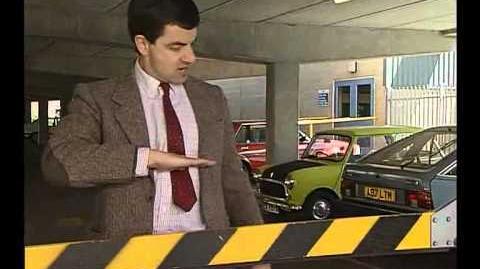 Mr Bean Episode 3 The Curse of Mr