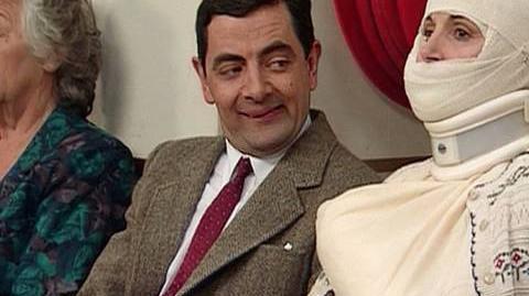Mr Bean at the Hospital -- Mr Bean im Krankenhaus