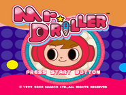 DC Mr. Driller Title