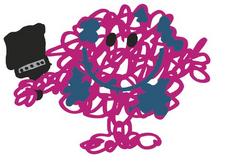 Mr Messy artwork
