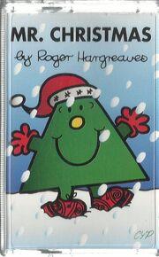Mr christmas cassette cover