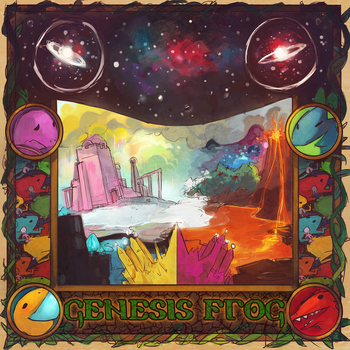Genesis Frog album cover