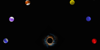 Caliborn's planets
