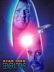 Star Trek Generations RiffTrax Web Poster