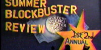 2nd Annual Summer Blockbuster Review