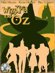 Wizard O fOz RiffTrax web poster