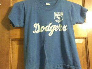Mike's dodger shirt
