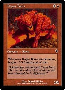 Rogue Kavu IN