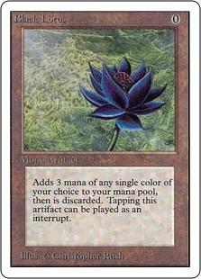 Black Lotus 2U