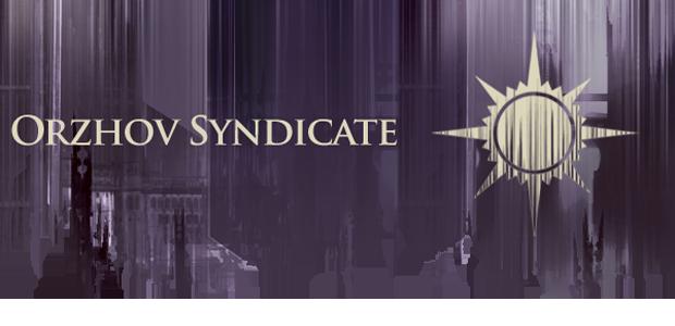 orzhov syndicate magic - photo #12
