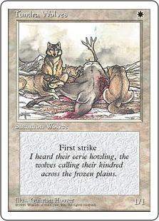 Tundra Wolves 4E