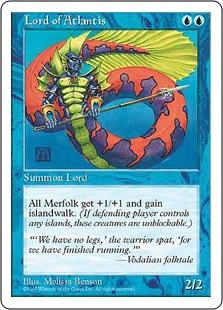 Lord of Atlantis 5E