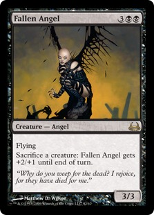Fallen Angel DDC