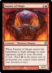 Fanatic of Mogis THS