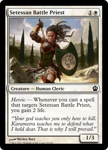Setessan Battle Priest THS