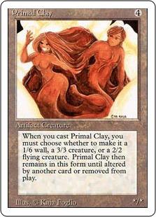 Primal Clay 3E