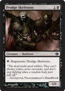Drudge Skeletons DDD