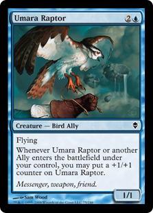 Umara Raptor ZEN