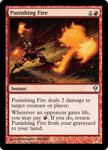 Punishing Fire ZEN