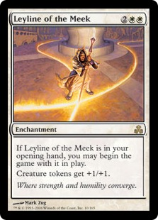Leyline of the Meek GPT