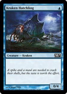 Kraken Hatchling M13
