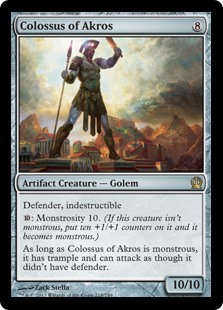 Colossus of Akros THS