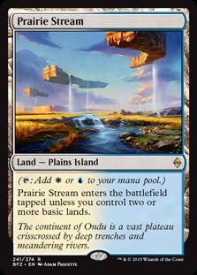 Prairie Stream BFZ