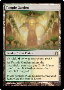 Temple Garden RTR