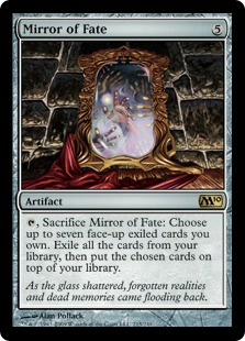 Mirror of Fate M10