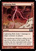 Lightning Bolt M10