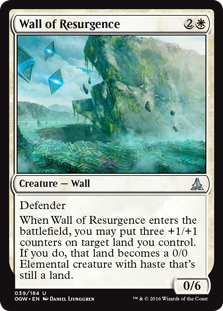 Wall of Resurgence OGW