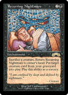 Recurring Nightmare EX