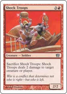 Shock Troops 8ED