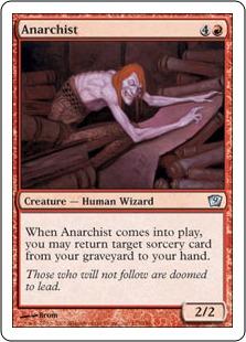 Anarchist 9ED